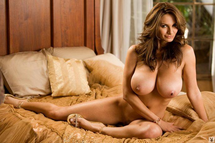Nude playboy figures