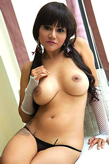 Naked Thai Chick With Big Boobs