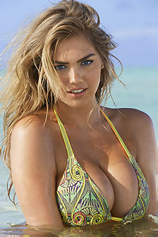 Hot Beauty Kate Upton Swimsuit